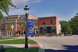 Downtown Lake Bluff image