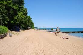 Lake Bluff Beach